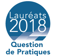 Lauréats Question de Pratiques
