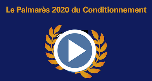 Palmarès du Conditionnement